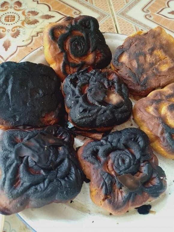 Hội Ghét bếp trổ tài làm bánh Trung thu, nhìn thành quả xong chỉ muốn quăng cả lò lẫn bánh-3