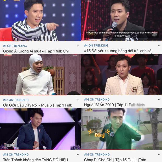 Từ phát ngôn của Trấn Thành, Minh Hằng trên show thực tế, top trending hiện có thực sự quan trọng?-2