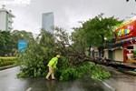 Đường phố Hà Nội đang ùn tắc kinh hoàng hàng giờ liền sau trận mưa lớn, dân công sở kêu trời vì không thể về nhà-18