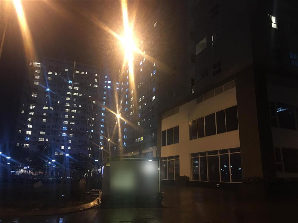 TP.HCM: Cô gái trẻ tử vong khi rơi từ tầng cao chung cư xuống đất-2