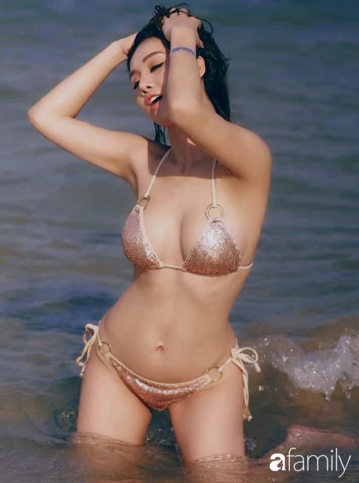 Lò Thị Sao Xa - Mẹ 7 con người dân tộc gây choáng vì thân hình đẹp như thiếu nữ đôi mươi, bầu bí xong là về dáng tức thì-7