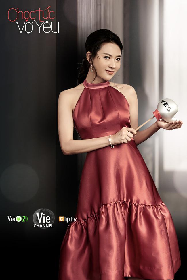 """Lần đầu tại Việt Nam, phim Việt chuyển thể từ truyện ngôn tình Chọc tức vợ yêu"""" lên sóng, diễn viên đẹp long lanh-3"""