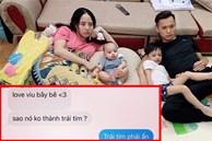 Độ Mixi nhắn tin với vợ 'love viu bây bê', 2 con rồi vẫn lãng mạn quên lối về