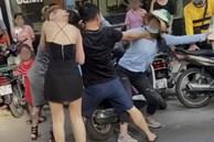 Vụ đánh ghen 'đòi' LX570 ở Hà Nội: Công an gọi 3 số điện thoại liên quan nhưng không liên lạc được, cũng không ai trình báo
