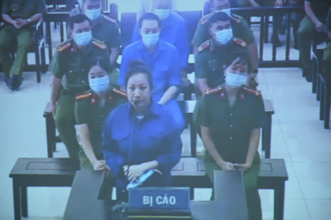 Vợ Đường Nhuệ lĩnh án 18 tháng tù giam vụ thao túng đấu giá đất ở Thái Bình-2