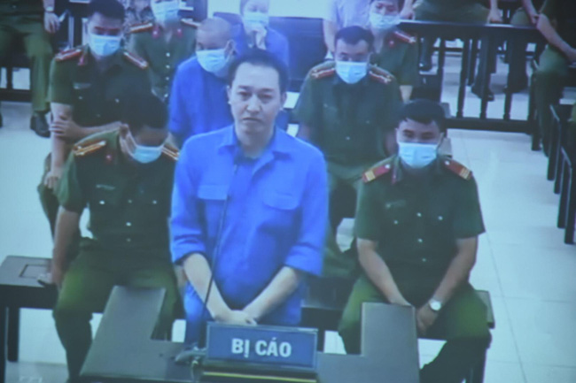 Vợ Đường Nhuệ lĩnh án 18 tháng tù giam vụ thao túng đấu giá đất ở Thái Bình-5