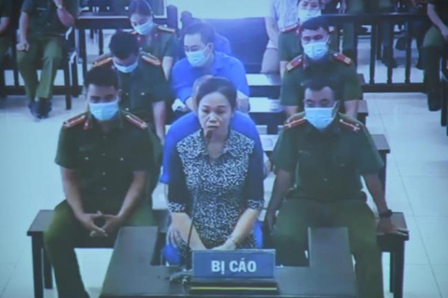 Vợ Đường Nhuệ lĩnh án 18 tháng tù giam vụ thao túng đấu giá đất ở Thái Bình-6