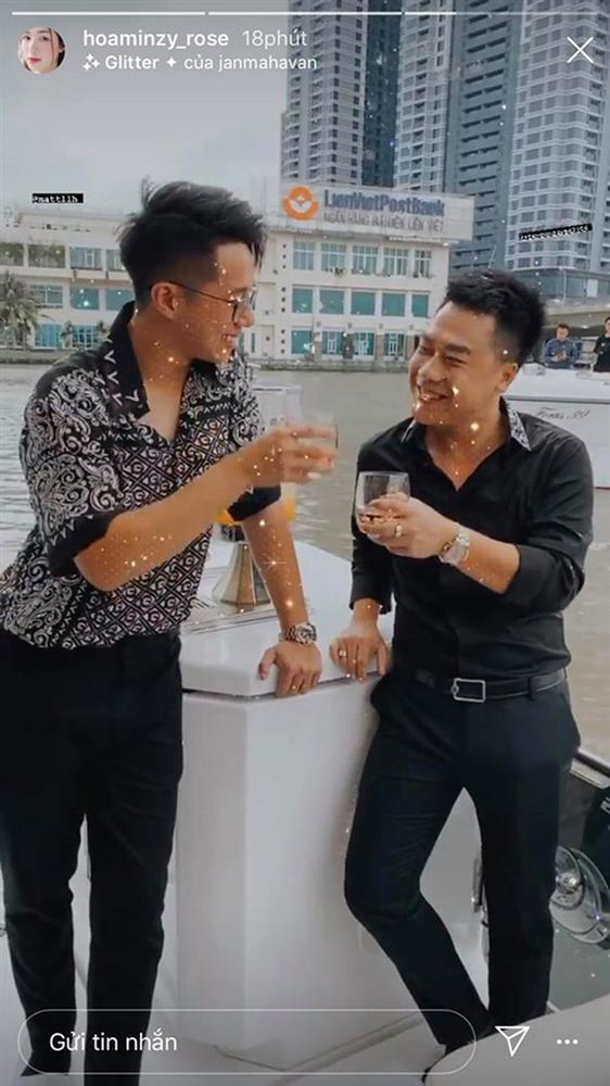 Bạn trai Hương Giang đọ bạn trai Hoà Minzy: 2 thiếu gia với tài sản khủng, cưng chiều người yêu trên mạng cho đến ngoài đời-2