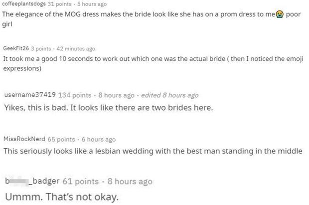 Diện váy trắng lồng lộn dự hôn lễ con trai, mẹ chú rể nhận về cơn mưa gạch đá vì khiến dân tình hoang mang không biết đâu là cô dâu-2
