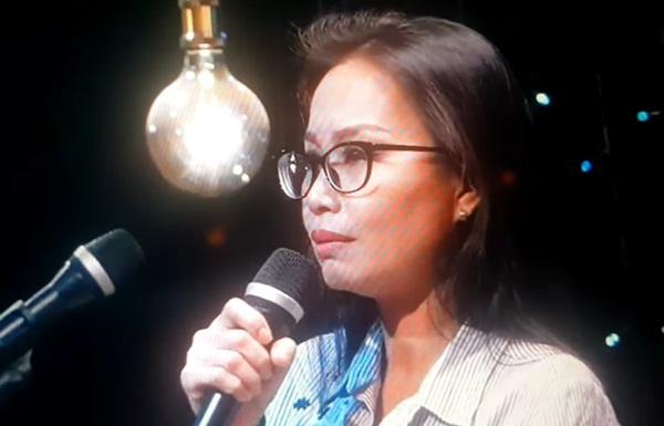 Cẩm Ly tiết lộ dòng chữ cuối cùng Minh Thuận viết cho mình trước khi mất-1