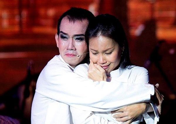 Cẩm Ly tiết lộ dòng chữ cuối cùng Minh Thuận viết cho mình trước khi mất-2