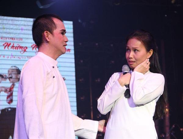 Cẩm Ly tiết lộ dòng chữ cuối cùng Minh Thuận viết cho mình trước khi mất-3