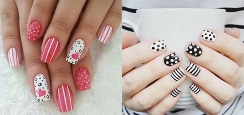 20 mẫu nail xinh đẹp đơn giản nhẹ nhàng dẫn đầu xu hướng hiện nay-1