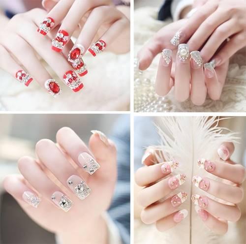 20 mẫu nail xinh đẹp đơn giản nhẹ nhàng dẫn đầu xu hướng hiện nay-2