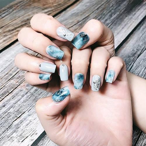 20 mẫu nail xinh đẹp đơn giản nhẹ nhàng dẫn đầu xu hướng hiện nay-3