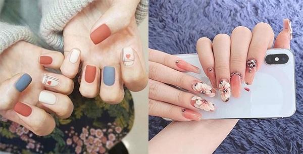 20 mẫu nail xinh đẹp đơn giản nhẹ nhàng dẫn đầu xu hướng hiện nay-4