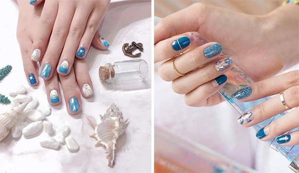 20 mẫu nail xinh đẹp đơn giản nhẹ nhàng dẫn đầu xu hướng hiện nay-6