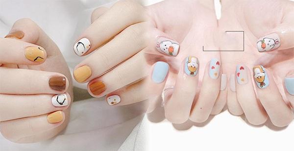 20 mẫu nail xinh đẹp đơn giản nhẹ nhàng dẫn đầu xu hướng hiện nay-9