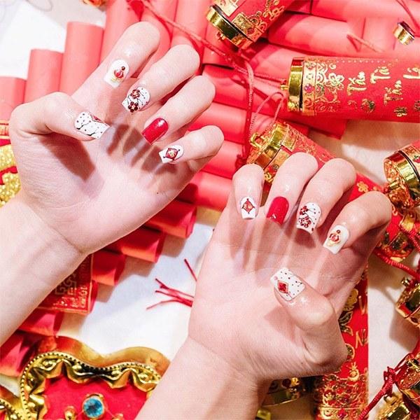 20 mẫu nail xinh đẹp đơn giản nhẹ nhàng dẫn đầu xu hướng hiện nay-10