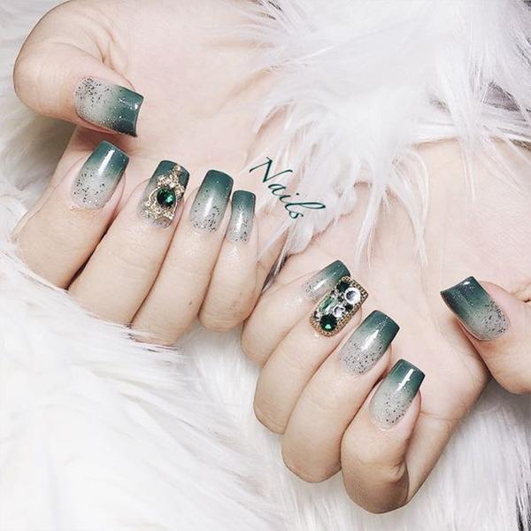 20 mẫu nail xinh đẹp đơn giản nhẹ nhàng dẫn đầu xu hướng hiện nay-13