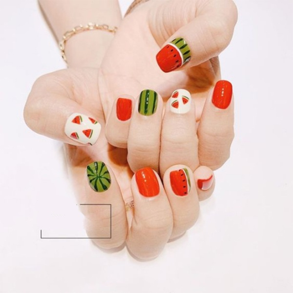 20 mẫu nail xinh đẹp đơn giản nhẹ nhàng dẫn đầu xu hướng hiện nay-14