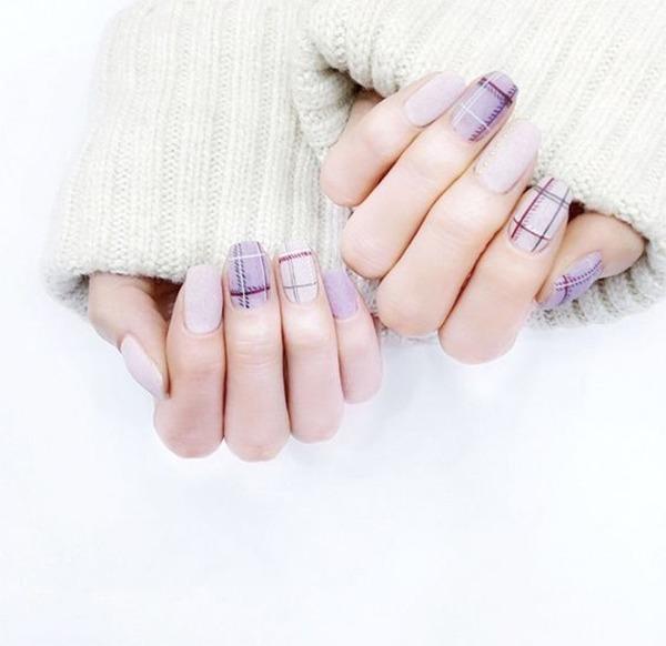 20 mẫu nail xinh đẹp đơn giản nhẹ nhàng dẫn đầu xu hướng hiện nay-18