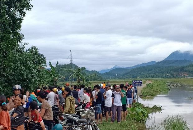 Nam thanh niên bị lũ cuốn tử vong khi qua đập tràn ở Hà Tĩnh-1