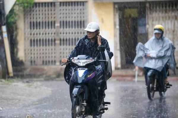 Dự báo thời tiết 20/9, mưa giông phủ khắp cả nước-1