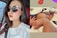 Đàm Thu Trang khoe khoảnh khắc cực yêu của con gái, nhìn tay chân mũm mĩm mà ai cũng xuýt xoa