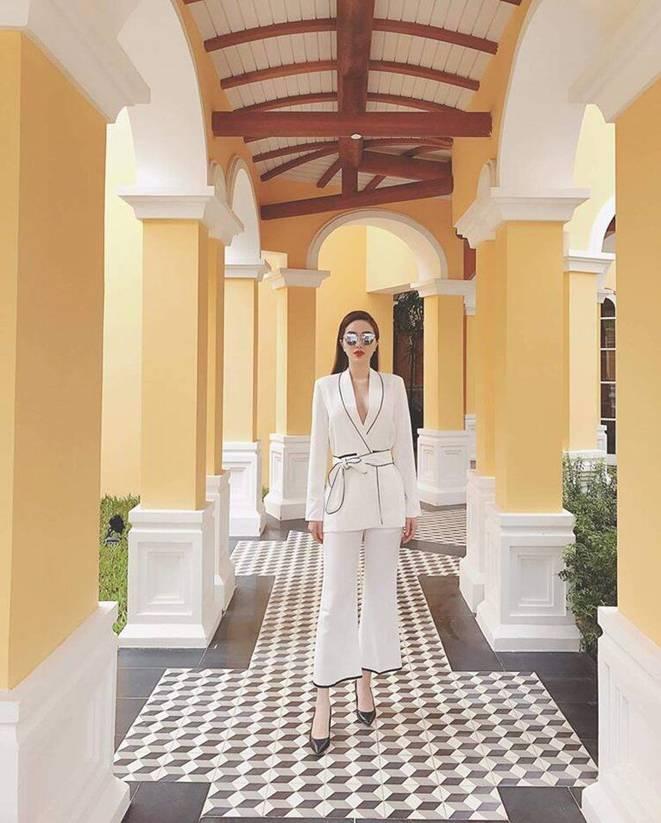 Ốc Thanh Vân ở nhà chăm con mặc bình dân, đổi style theo hội nữ tổng tài liền lên đời-12