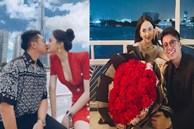 Điểm trùng hợp trong các hình ảnh hẹn hò của Hương Giang và Matt Liu mà ít ai nhận ra