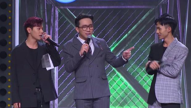 Đã 8 tập Rap Việt, MC Trấn Thành và Binz vẫn nhầm tên thí sinh-1