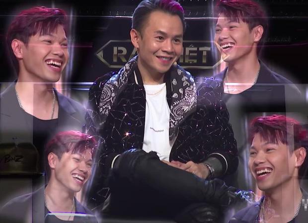 Đã 8 tập Rap Việt, MC Trấn Thành và Binz vẫn nhầm tên thí sinh-3
