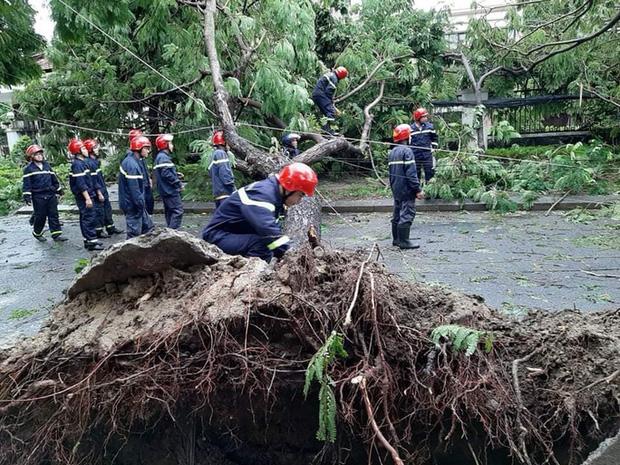 Thêm 2 nạn nhân tại Thừa Thiên - Huế tử vong vì bão số 5-1