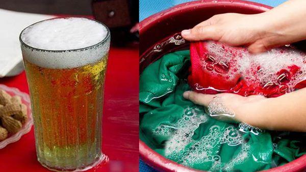 Bia uống dở đừng vội đổ đi, tận dụng theo cách này sẽ thấy thành quả bất ngờ-1