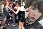 Liên tục nhận tin nhắn dọa dẫm sau vụ 'đi đường quyền' với 'tiểu tam' đường Lý Nam Đế, người phụ nữ xăm hình: 'Tôi không ngại va chạm'