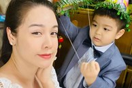 Nhật Kim Anh cuối cùng cũng được gặp lại con trai sau thời gian dài xa cách, nhưng vẫn chịu sự giám sát chặt chẽ từ chồng cũ