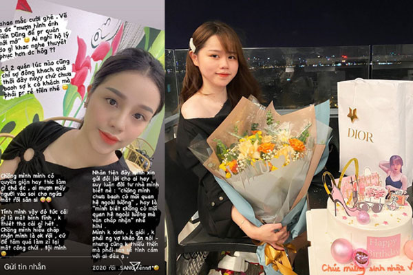 Cách đáp trả antifan của Huỳnh Anh và Khánh Linh