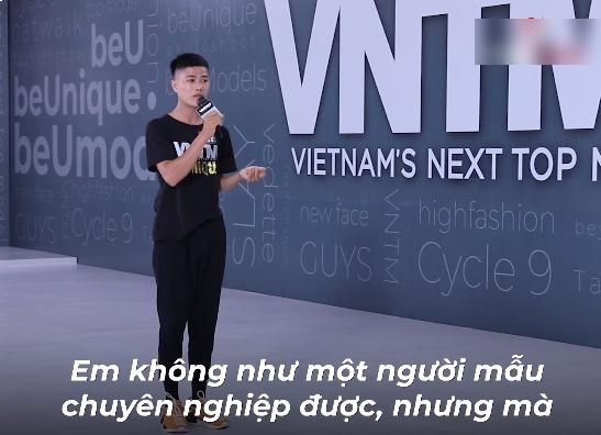 """Vietnams Next Top Model: Nam Trung bỗng hiền"""" không ngờ, lên tiếng nhắc nhở Mâu Thủy điều không nên nói với thí sinh-6"""
