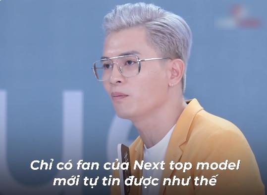 """Vietnams Next Top Model: Nam Trung bỗng hiền"""" không ngờ, lên tiếng nhắc nhở Mâu Thủy điều không nên nói với thí sinh-10"""