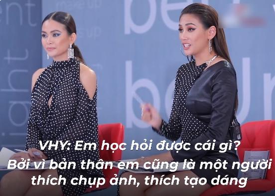 """Vietnams Next Top Model: Nam Trung bỗng hiền"""" không ngờ, lên tiếng nhắc nhở Mâu Thủy điều không nên nói với thí sinh-7"""