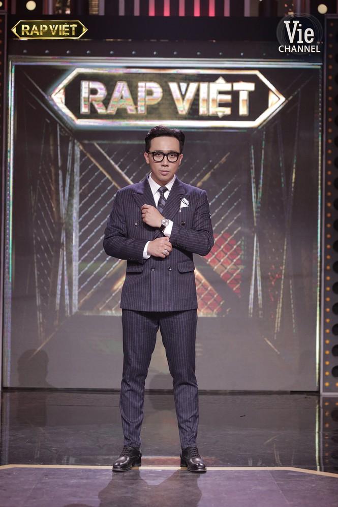 Trấn Thành và 3 lần mít ướt trong Rap Việt: Tôi không diễn trên sân khấu, nước mắt này là thật-1
