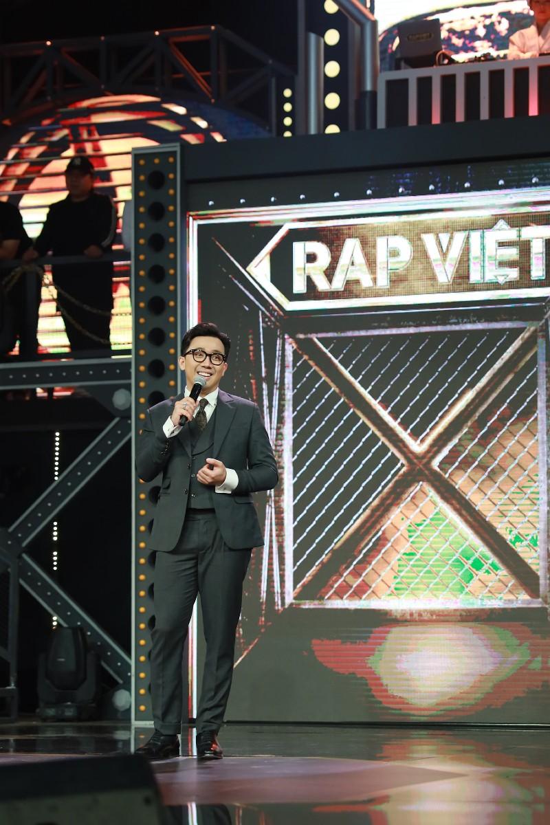 Trấn Thành và 3 lần mít ướt trong Rap Việt: Tôi không diễn trên sân khấu, nước mắt này là thật-9