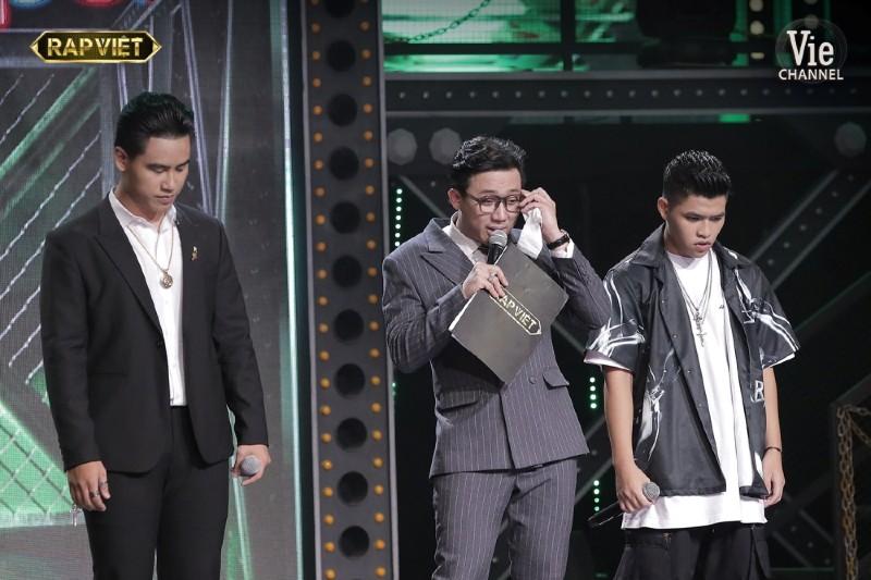 Trấn Thành và 3 lần mít ướt trong Rap Việt: Tôi không diễn trên sân khấu, nước mắt này là thật-11