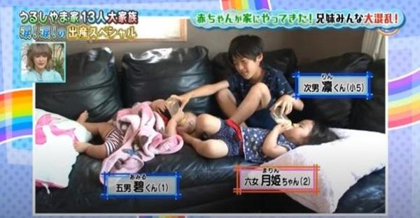 Cặp vợ chồng Nhật Bản cưới hơn 20 năm, sinh 12 đứa con nếp tẻ có đủ, hé lộ cuộc sống mỗi ngày khiến cộng đồng mạng sửng sốt-10