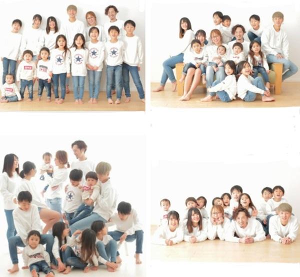 Cặp vợ chồng Nhật Bản cưới hơn 20 năm, sinh 12 đứa con nếp tẻ có đủ, hé lộ cuộc sống mỗi ngày khiến cộng đồng mạng sửng sốt-12