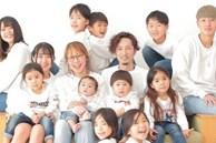 Cặp vợ chồng Nhật Bản cưới hơn 20 năm, sinh 12 đứa con nếp tẻ có đủ, hé lộ cuộc sống mỗi ngày khiến cộng đồng mạng sửng sốt