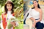 Khoảnh khắc Hà Kiều Anh mặc áo tắm đăng quang ngôi vị Hoa hậu Việt Nam cách đây 28 năm khi mới tròn 16 tuổi 'hot' trở lại