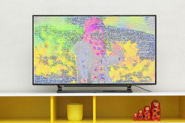 Đang xem bỗng tivi bị mất màu, đừng vội vàng bê đi sửa ở tiệm, chỉ cần thực hiện vài thao tác sau màn hình lại rõ nét sống động như thường-1