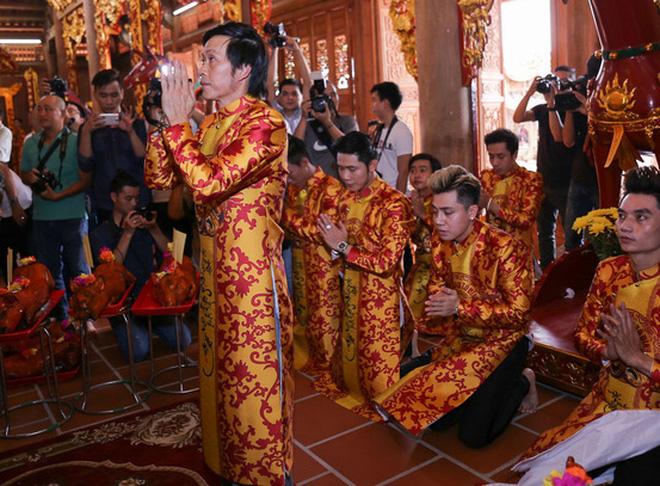 NS Hoài Linh thông báo sẽ không tổ chức lễ giỗ Tổ sân khấu tại đền thờ 100 tỷ, nguyên nhân được chính chủ hé lộ!-3